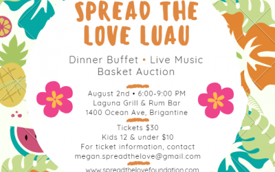 Fifth Annual Spread The Love Luau